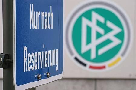 Der DFB sucht nach dem von internen Krisen begleiteten Rücktritt von Fritz Keller im Mai neues Personal an der Spitze. Foto: Frank Rumpenhorst/dpa/Frank Rumenhorst/dpa