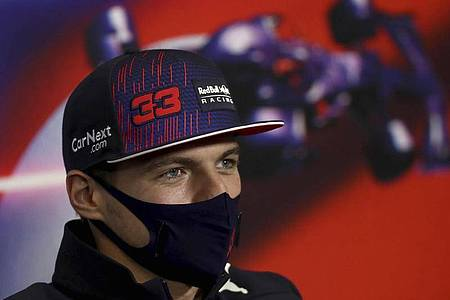 Hofft auf ein gutes Qualifying in Istanbul: Max Verstappen. Foto: Sedat Suna/AP/Pool EPA/AP/dpa