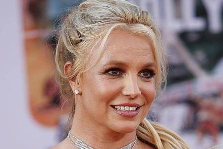 """Britney Spears bei der Premiere von """"Once Upon A Time in Hollywood"""". Foto: Kay Blake/ZUMA Wire/dpa"""