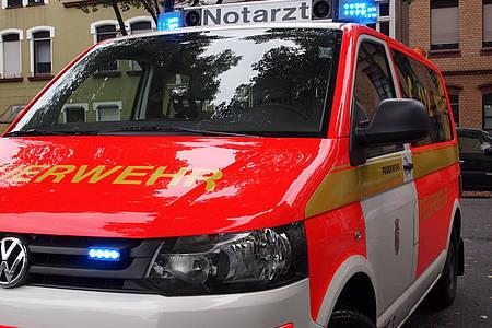 Rettungswagen Notarzt