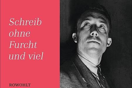 «Schreib ohne Furcht und viel. Eine Liebesgeschichte in Briefen 1944 - 1959». Foto: --/Rowohlt Verlag/dpa