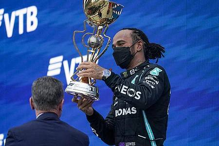 Will am Saisonende über den achten WM-Titel jubeln: Lewis Hamilton. Foto: James Gasperotti/ZUMA Press Wire/dpa