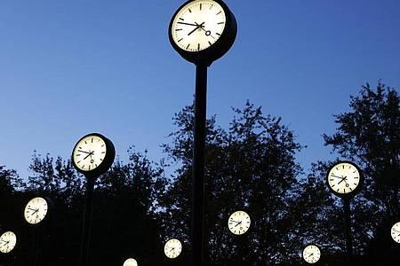 Das Ende der Zeitumstellung lässt auf sich warten. Foto: Oliver Berg/dpa