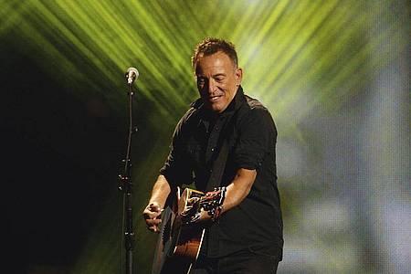 Der US-Musiker Bruce Springsteen (2017). Foto: Nathan Denette/The Canadian Press/AP/dpa
