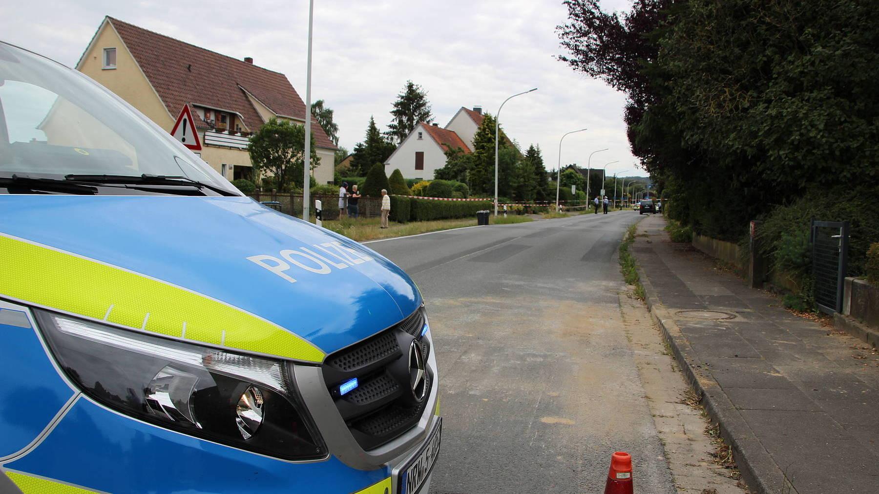 Polizei in Werther