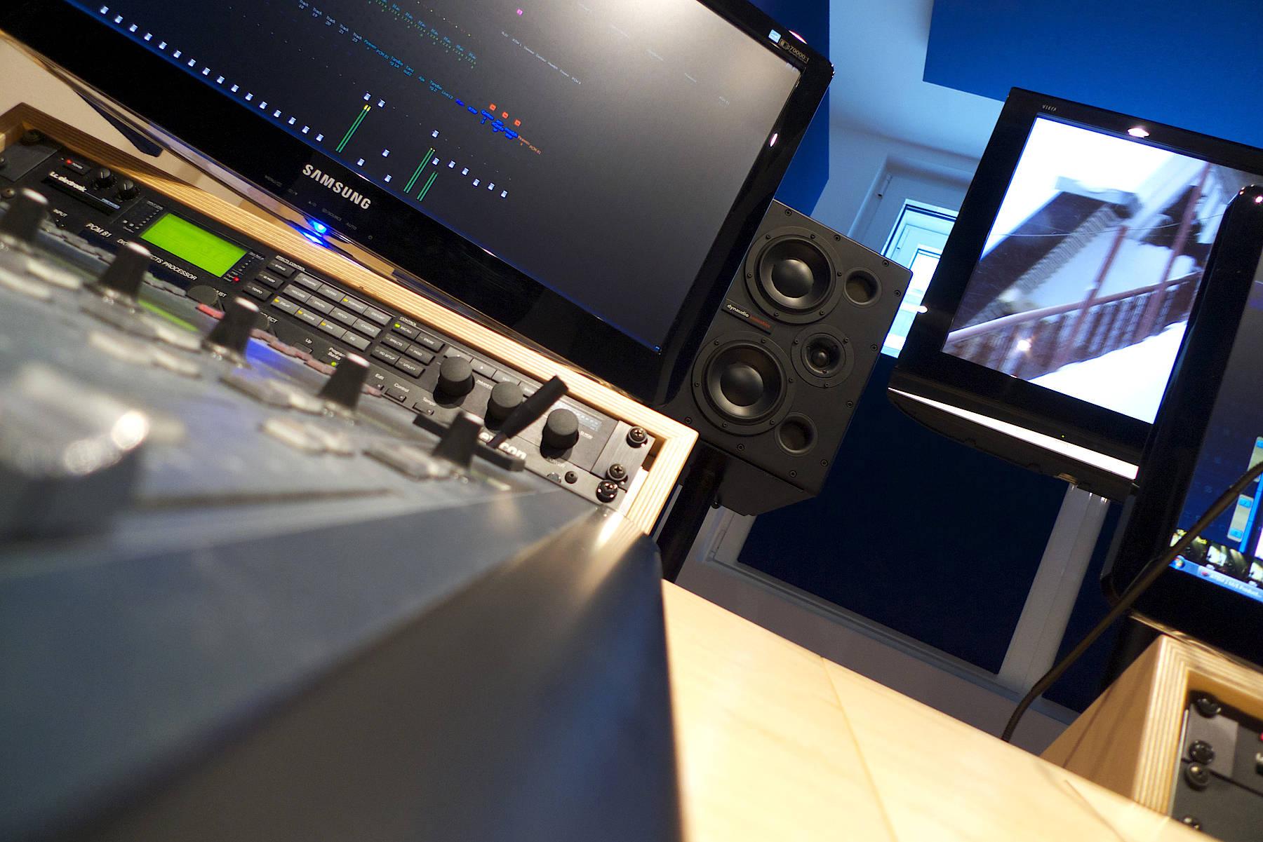 Audio Podcast Film Event